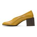 Acne Studios Yellow Sully Heels