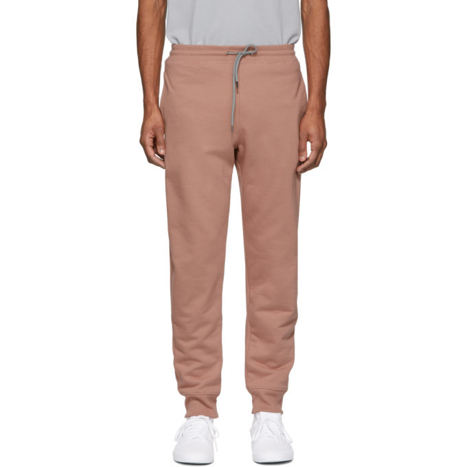 Photo: PS by Paul Smith Pink Tapered Lounge Pants