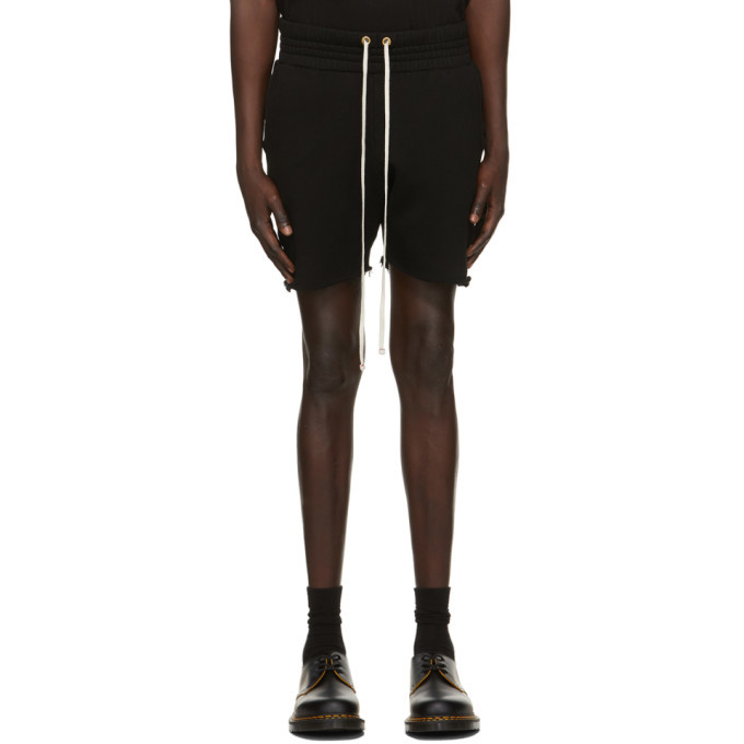 Photo: Les Tien Black Yacht Shorts