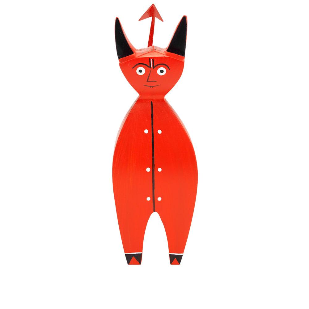 Photo: Vitra Alexander Girard 1952 Wooden Doll Little Devil