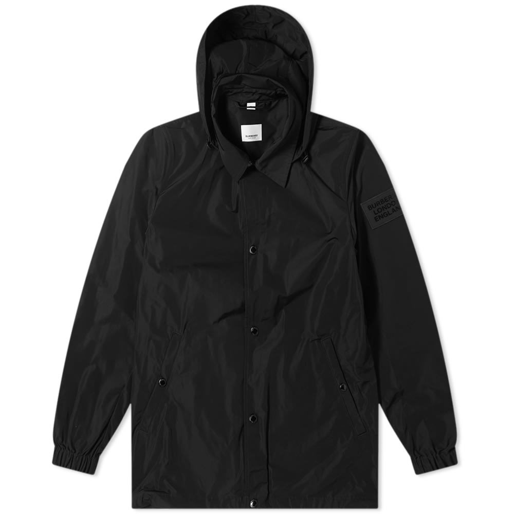 Photo: Burberry Ealing Hooded Jacket