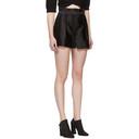 3.1 Phillip Lim Black Origami Shorts