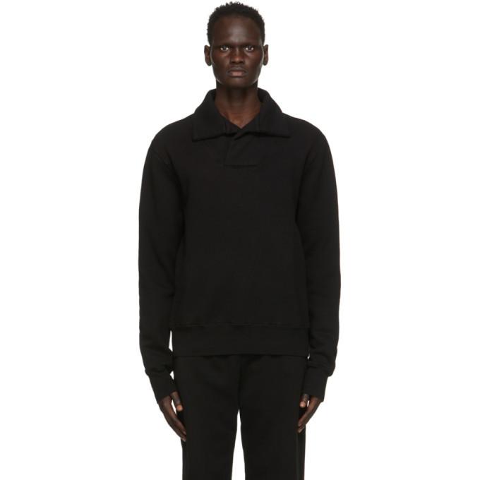 Photo: Les Tien Black Yacht Sweatshirt