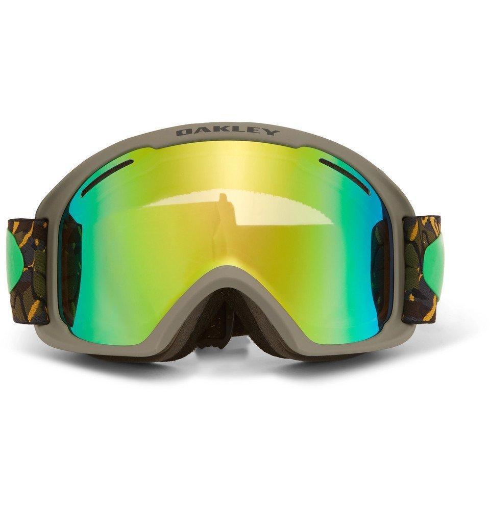 Photo: Oakley - O-Frame 2.0 XL Ski Goggles - Men - Blue