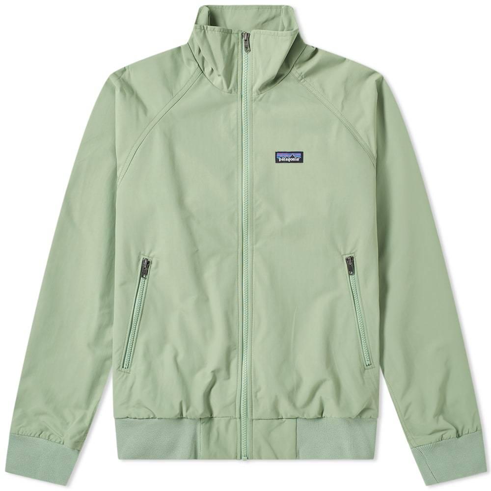 Photo: Patagonia Baggies Jacket Matcha Green