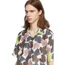 Wood Wood Multicolor Brandon Short Sleeve Shirt