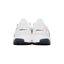 adidas Originals White E G Boost Sneakers