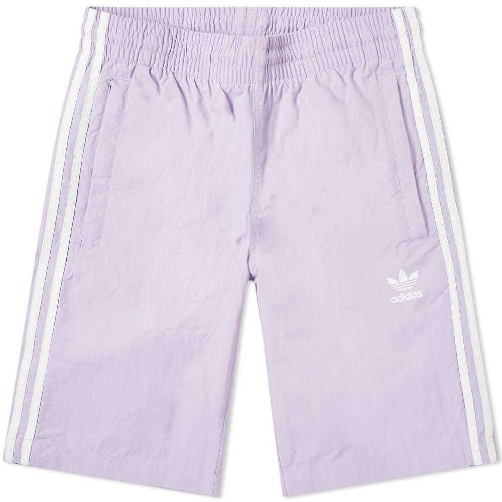 Adidas 3 Stripe Swim Short