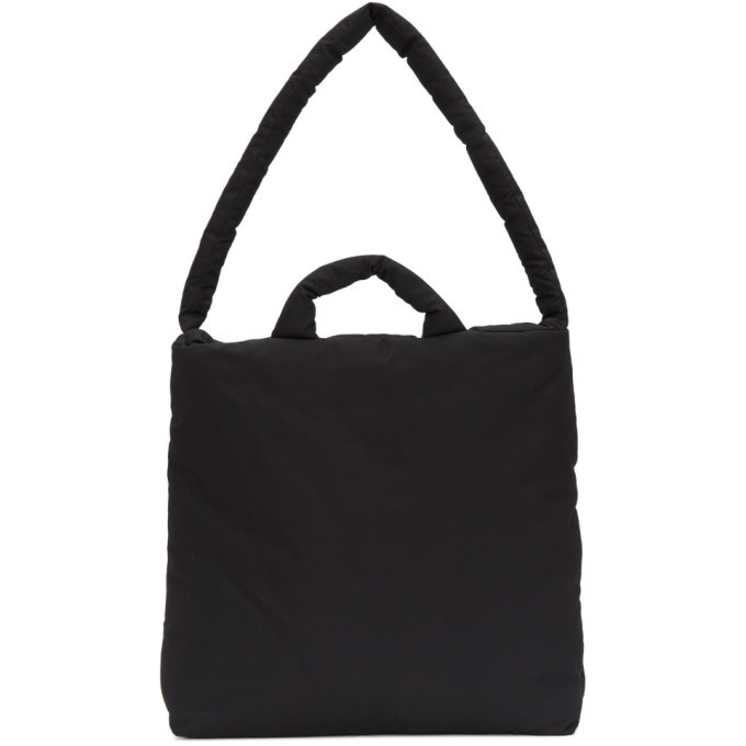 Photo: Kassl Editions Black Medium Tec Canvas Tote