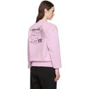 Aries Purple Y2K Sweatshirt