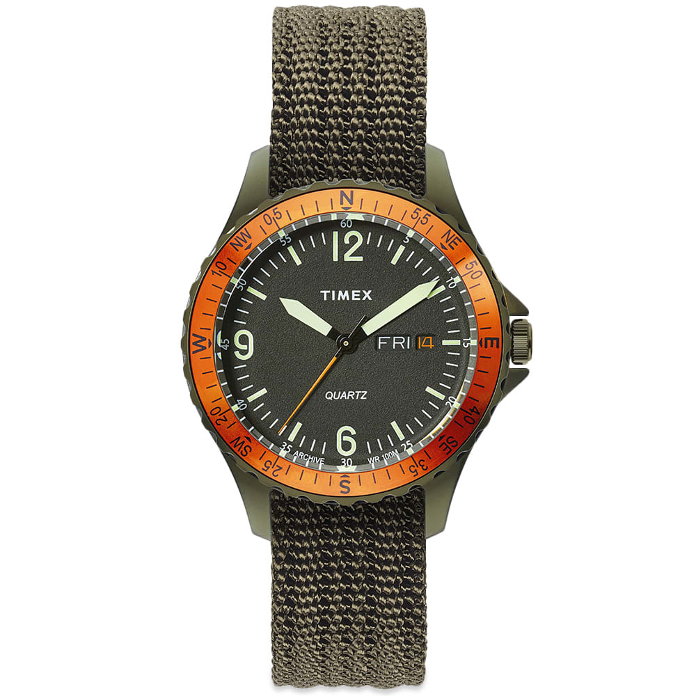Photo: Timex Archive Navi Land Watch