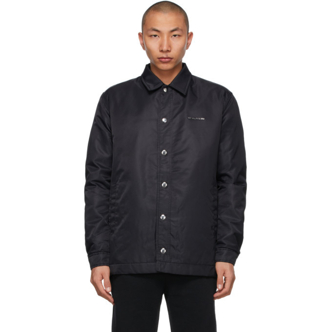 Photo: 1017 ALYX 9SM Black Nylon Jacket