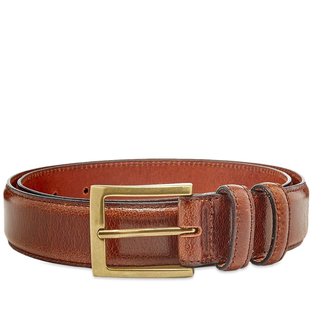 Photo: Barbour Belt Gift Box Dark Brown