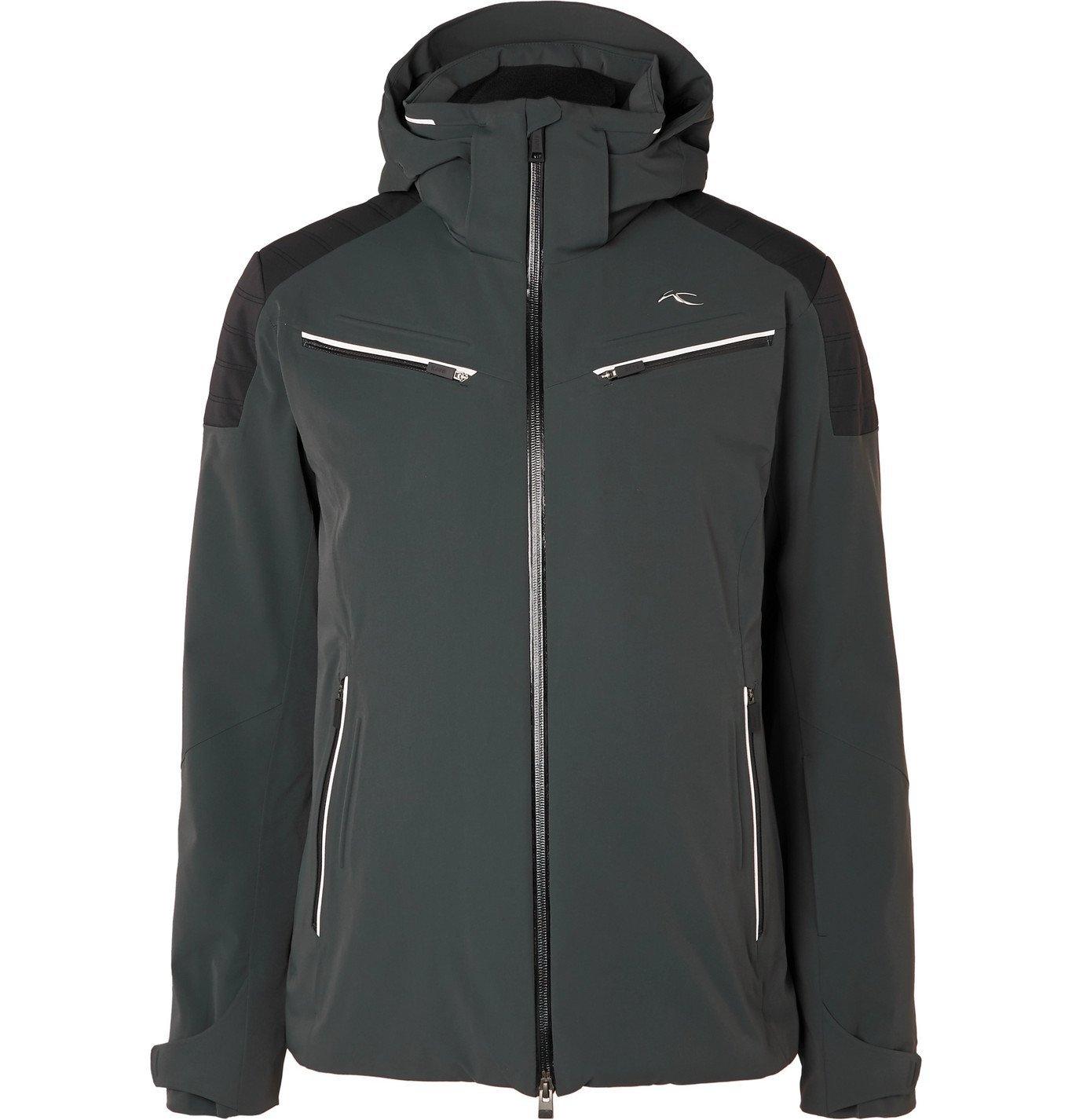 Photo: Kjus - Formula Hooded Ski Jacket - Green