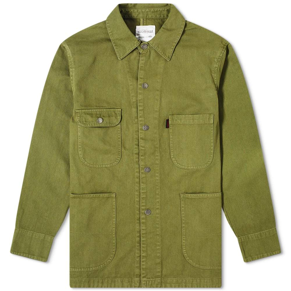 Photo: Gramicci Coverall Chore Jacket