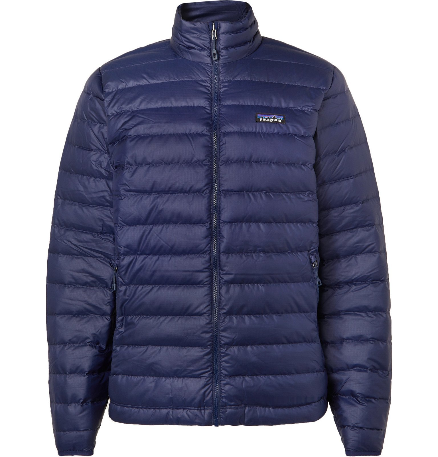 Photo: Patagonia - DWR-Coated Ripstop Jacket - Blue