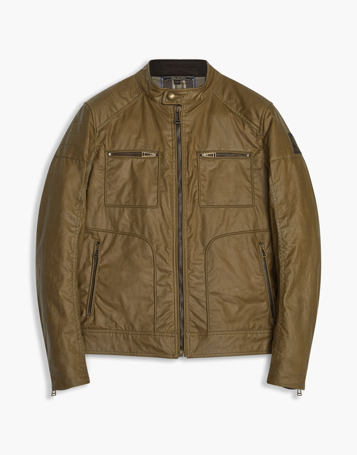 Belstaff Weybridge 2017 Jacket Blue