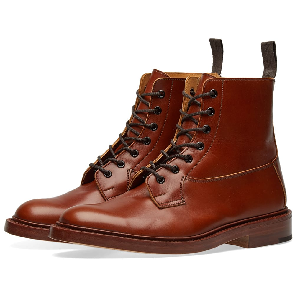 Photo: Tricker's Burford Derby Boot Brown