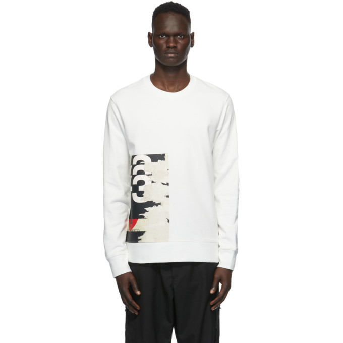 Photo: Y-3 White CH1 Sweatshirt