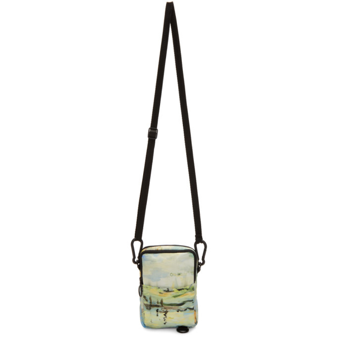 Photo: Off-White Multicolor Lake Hip Bag