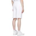 Hugo White Dactus Shorts