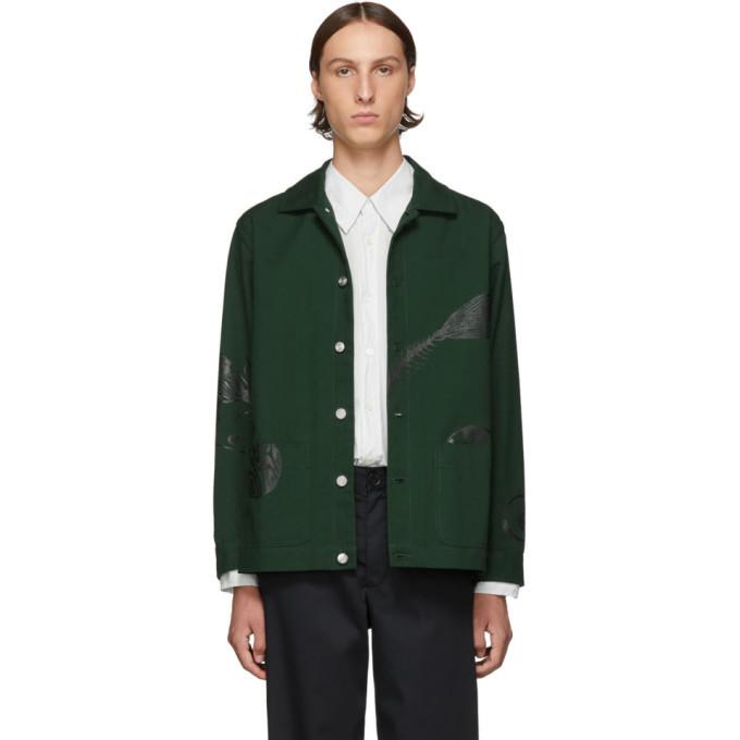 Photo: Goodfight Green Canvas Every You Jacket