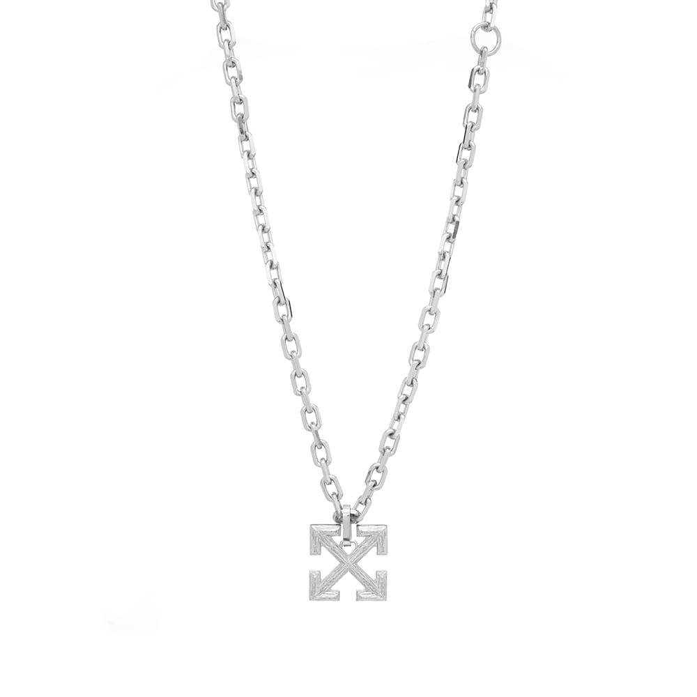 Photo: Off-White Off Cross Necklace