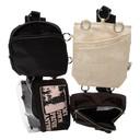 Raf Simons SSENSE Exclusive Black Eastpak Edition Loop Antwerp Backpack