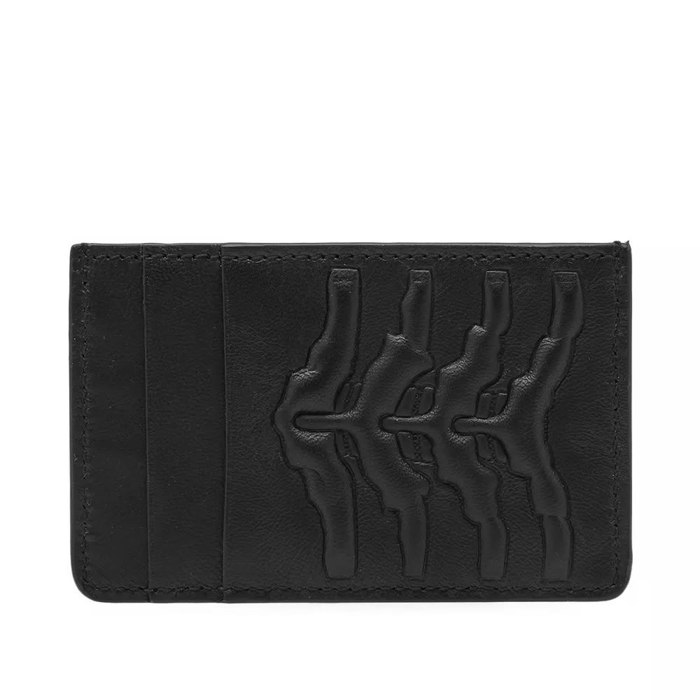 Photo: Alexander McQueen Ribcage Card Holder