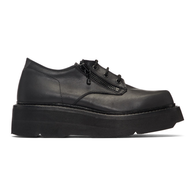 Photo: Julius Black Shock Sole Derbys