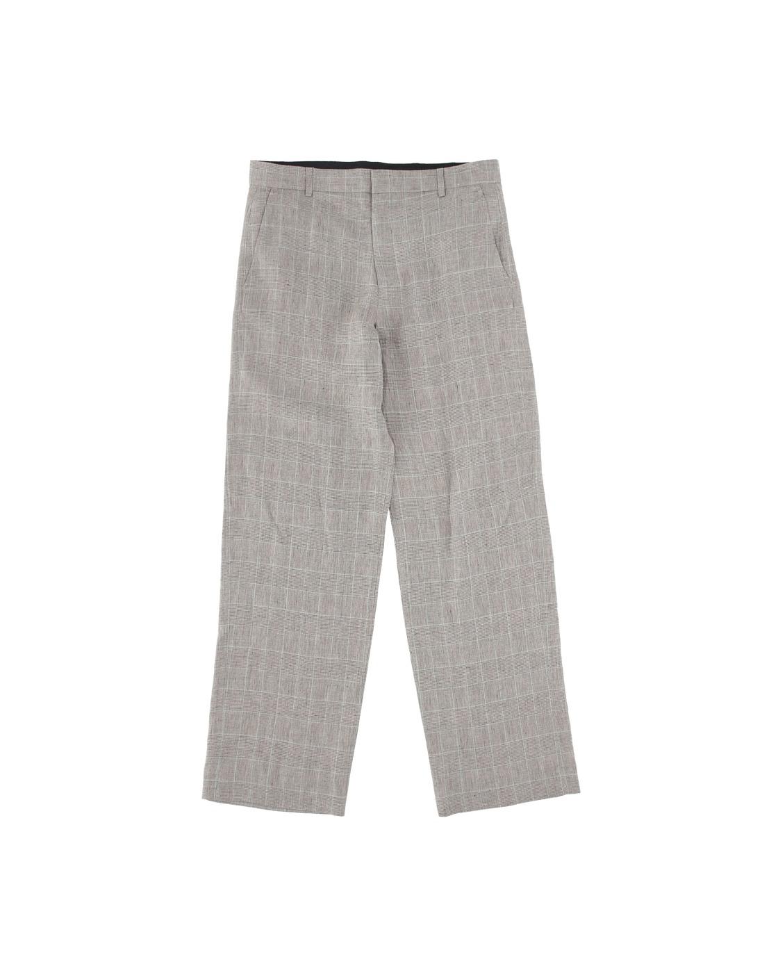 Aries Hybrid Trousers Grey/Aqua