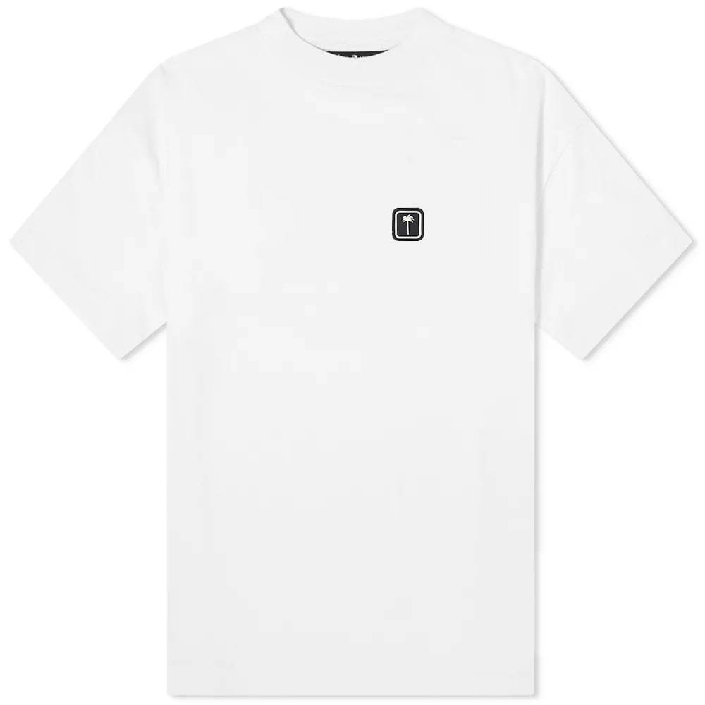 Photo: Palm Angels Patch Logo Tee