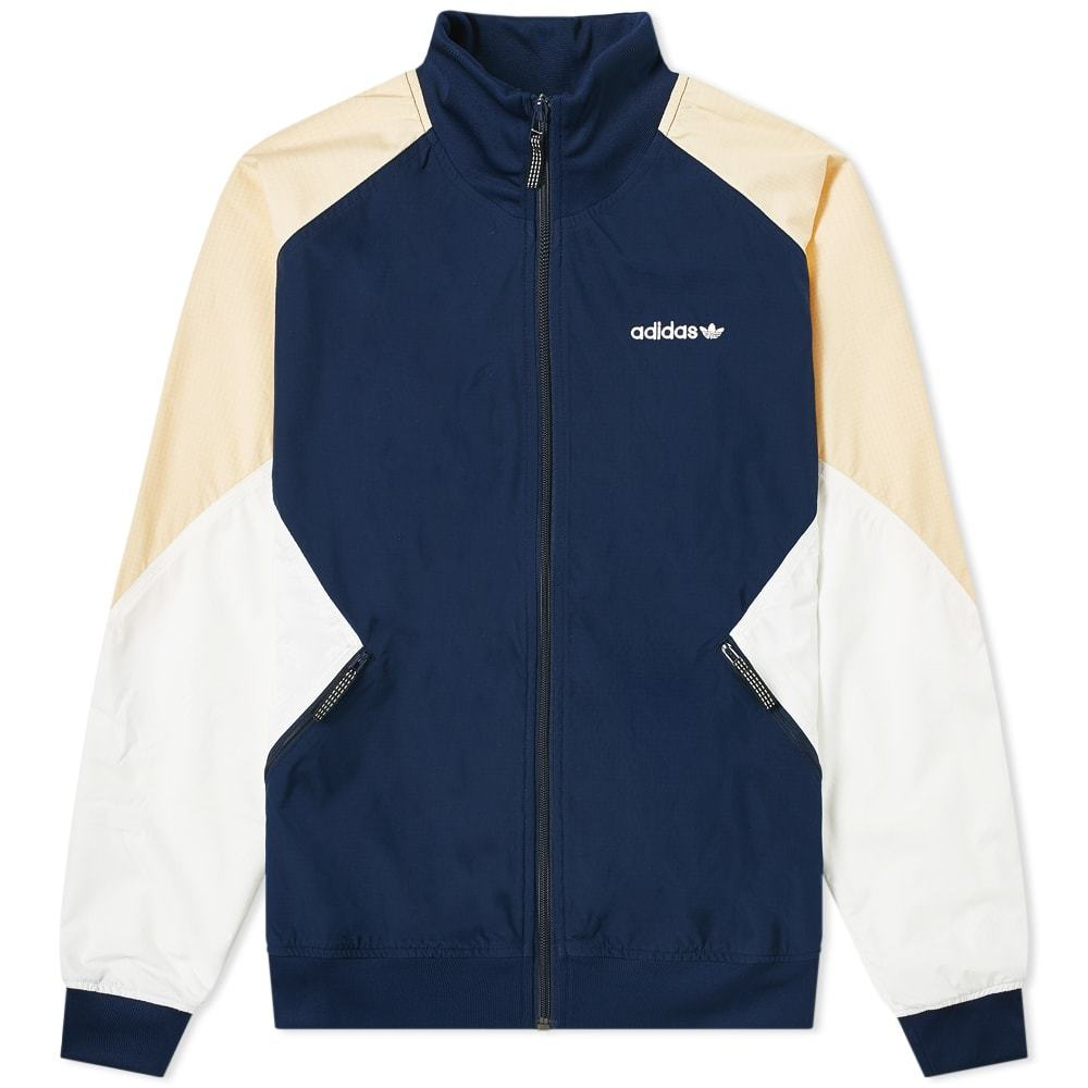 Adidas EQT Woven Ripstop Jacket Collegiate Navy
