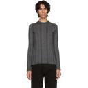 GmbH Silver Lyra Crewneck Sweater