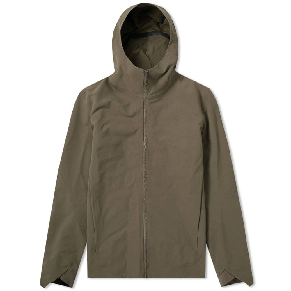 Photo: Arc'teryx Veilance Isogon MX Hooded Jacket