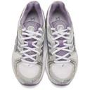 Asics White Gel-Kayano 5 360 Sneakers