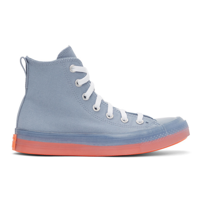 Photo: Converse Blue CX Chuck Taylor All Star Sneakers