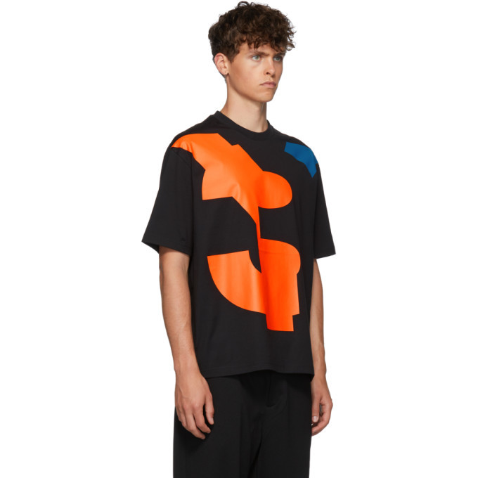 Y-3 Black Varsity T-Shirt
