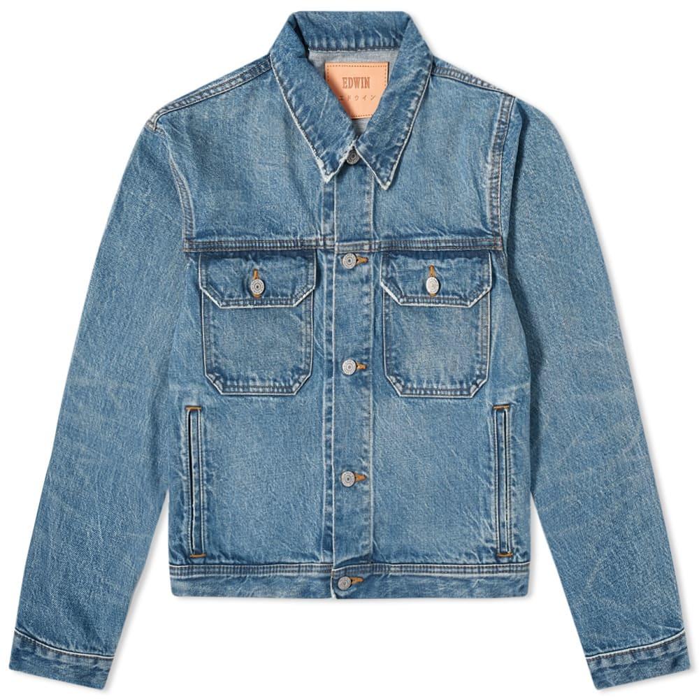 Edwin Made In Japan Denim Jacket