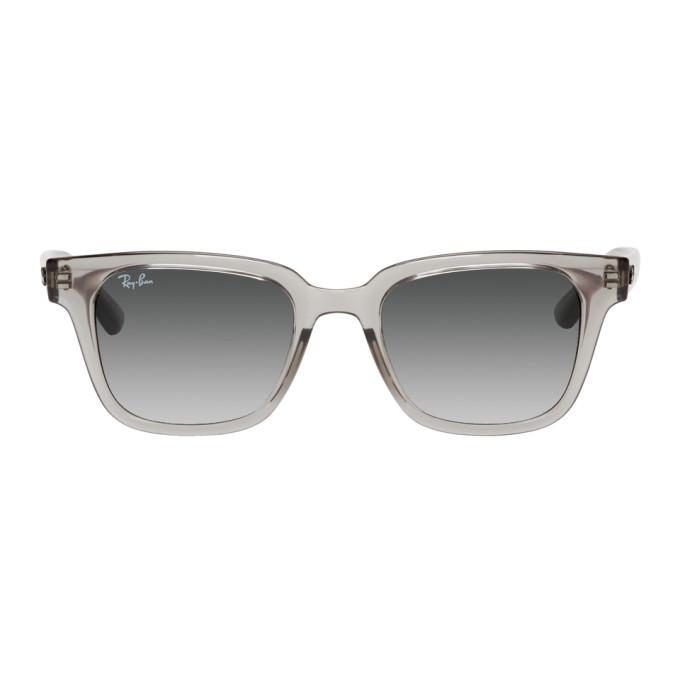 Photo: Ray-Ban Grey RB4323 Sunglasses