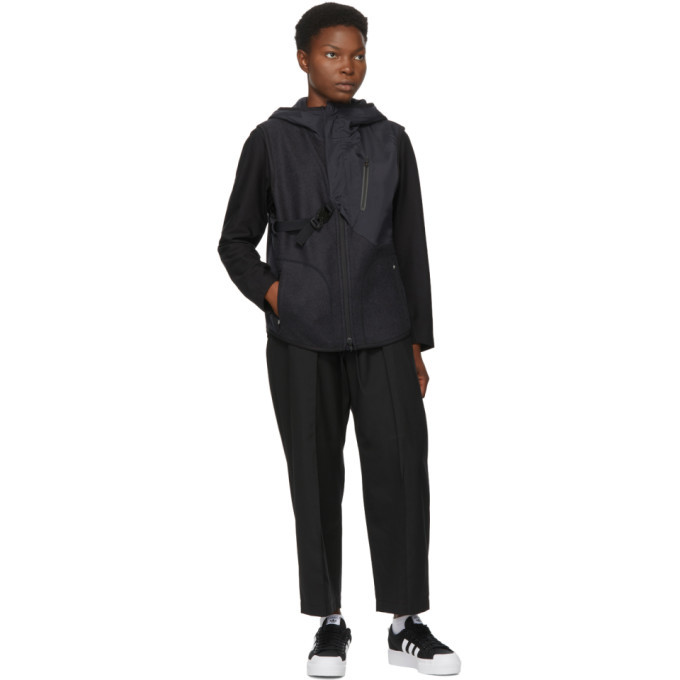Y-3 Black Classic Tailored Long Sleeve T-Shirt