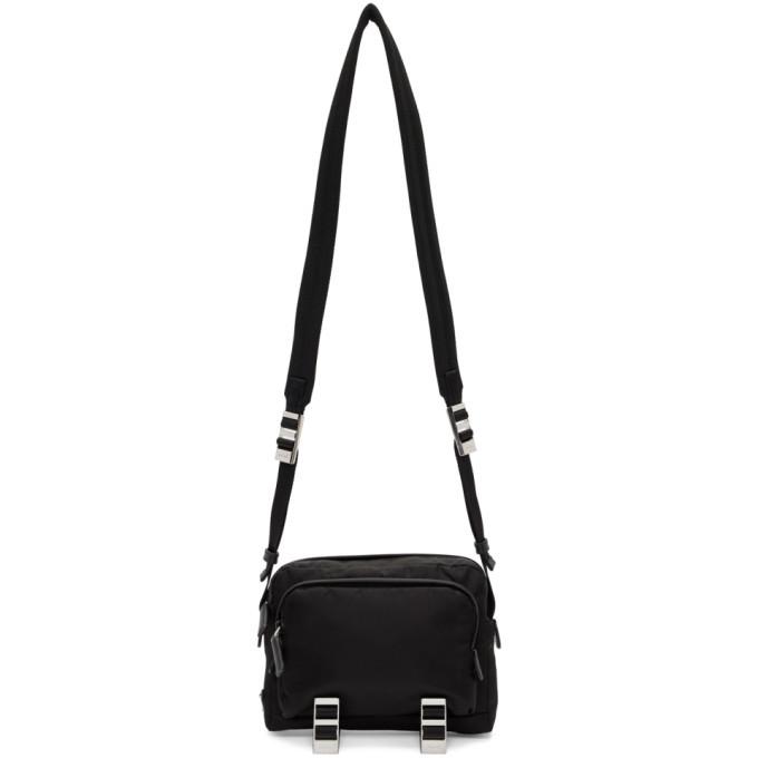 Photo: Prada Black Montagna Crossbody Bag