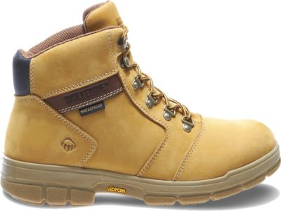 "Photo: Barkley DuraShocks® Waterproof Insulated 6"" Work Boot"