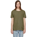 Ksubi Green Sioux T-Shirt