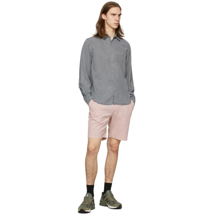 Officine Generale Pink Phil Shorts