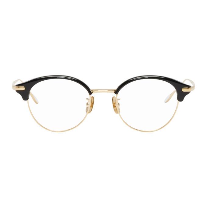 Photo: Yuichi Toyama Gold and Black Anthony Glasses