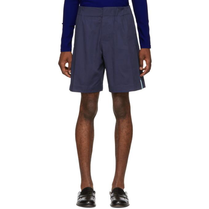 Photo: Kenzo Blue Summer Shorts