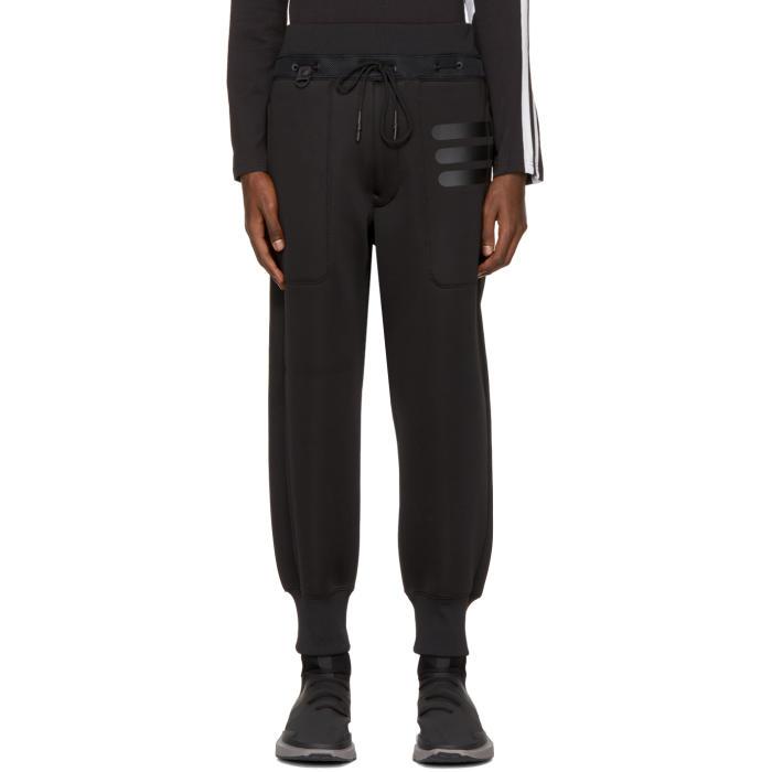 Y-3 Black Future Sport Lounge Pants