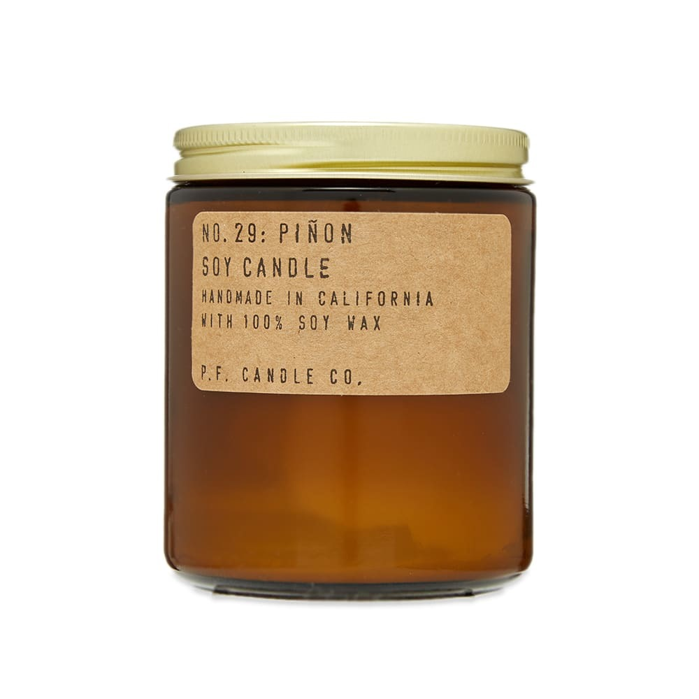 Photo: P.F. Candle Co No.29 Pinon Soy Candle