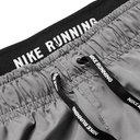 Nike Running - Flex Distance 2-in-1 Mesh-Panelled Dri-FIT Shorts - Men - Gray